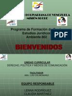 Medios de Comunicacion y Telecomunicaciones Presentacion Final