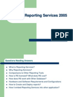 MS SQL Reporting Services 2005