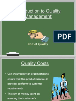 Ch 4 Cost of Quality JkR