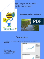 Wateroverlast in Delft (door Greenbees)
