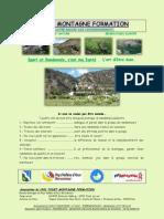 Programme randonnée Mars 2012