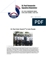 St Paul Squadron - Jul 2010