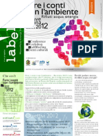 Ravenna2012 - Call for Papers Marzo 2012