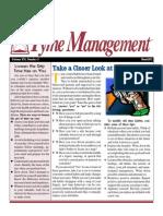 Tyme Management Newsletter March 12- SMI