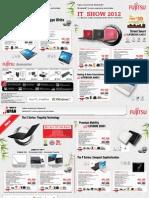 Fujitsu @ IT SHOW 2012_Brochure