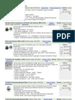 Daftar Harga Sensor Dan Alat