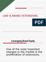 Brand Extension Pbm