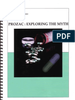 Prozac Exploring the Myth