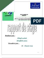 384d75300bbac5974aadc53965218de7 Rapport de Stage