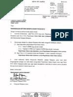 Peperiksaan Setara Negeri Johor 2012