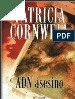 ADN Asesino-Patricia Cornwell