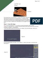 Barrel Tile Tutorial