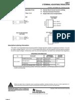 LM317 Datasheet