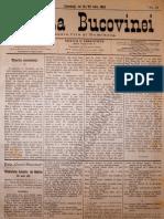 Gazeta Bucovinei #55 Joi 13(25) Iulie 1895