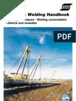 Pipelines Welding Handbook