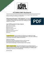 HR Consultancy Business Setup Kit