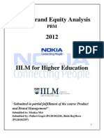 Nokia Final Report- PBM