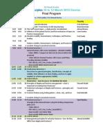 AOT Principles 10 to 12 March 2012 Course (2)