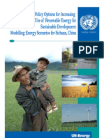 Energy Policy Assessments