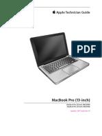 Macbook Pro 13-inch 2011
