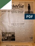 Ziarul Basarabia #316, Duminica 19 Iulie 1942