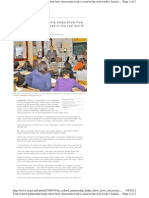 Herald Union - Unit-school partnership helps show how classroom work is used in the real world