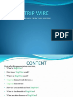 Trip Wire Ppt