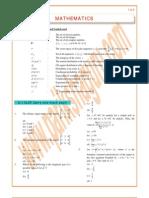 GATE Mathematics Paper 2011