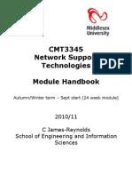 Module Handbook Sept 11-12 CMT3345