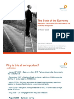 The State of the Economy Malaysia