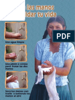 Afiche Lavarse Manos FH