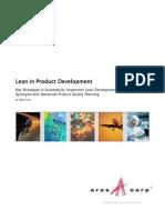 Whitepaper LeanProductDev[1]