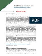 informativo_stf_mensal_fevereiro_2011_-_penal