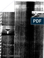 Design of Water Retaining Structures