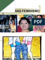 TEORYANG FEMINISMO
