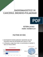 cancerul bronho-pulmonar