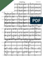 PentaPizzy Score Tutti