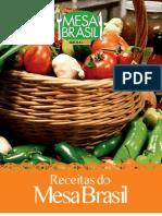 Receitas do Mesa Brasil Sesc-RS