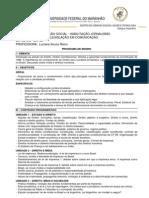 Plano de Ensino DIREITO 2012