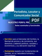 09. Perfil Del Periodista