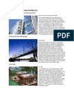 Sustainable Design Examples