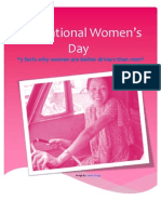 International Women's Day_5 reasons why women are better drivers than men!