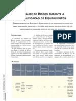Www.pharmaster.com.Br Artigos Docs 20090622 4644 Analise+de+Risco+QE