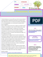 EDUCARes. Newsletter nº 27