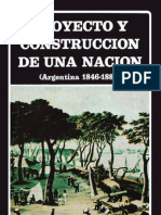 Tulio Halperin Donghi - Proyecto y Construccion de Una Nacion