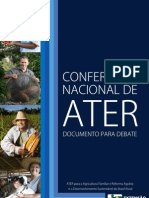 SINTERP MT - Documento base da Conferência Nacional de ATER