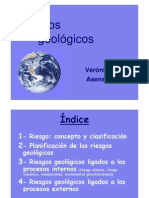 Riesgos Geologicos Veronica Asensio