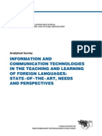Unesco ICT and Language Teaching Report