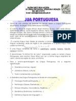 Novo Acordo Ortográfico com a Profa. Valéria Sarto S. Lacerda