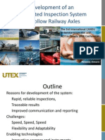 Sistema de Inspeccion Automatizado de Ejes de Ferrocarril